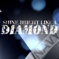"Rihanna unveils ""Diamonds"" lyric video"